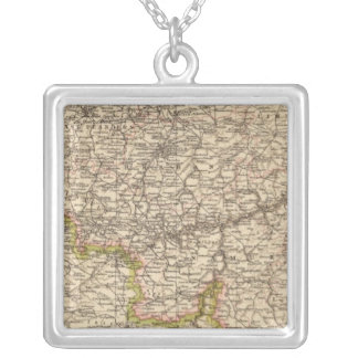 Belgium, Luxemburg Silver Plated Necklace