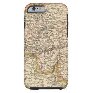 Belgium, Luxemburg Tough iPhone 6 Case