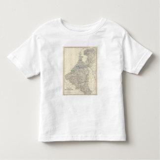 Belgium, Netherlands T Shirts