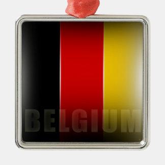 Belgium Ornament