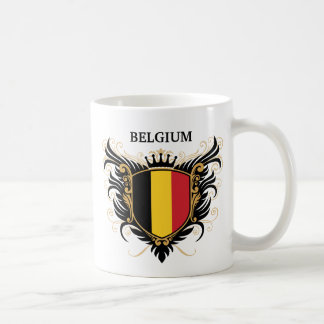 Belgium [personalize] coffee mug
