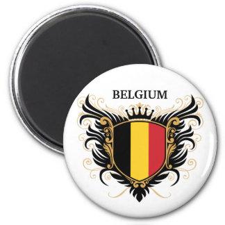 Belgium personalize refrigerator magnet