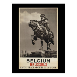 Belgium Post Card
