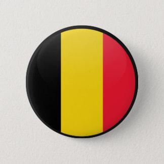 Belgium quality Flag Circle 6 Cm Round Badge