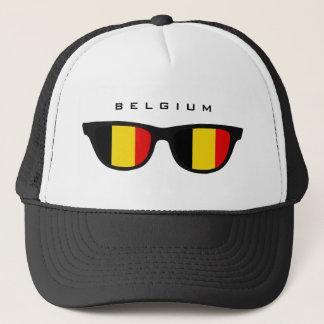 Belgium Shades custom hat