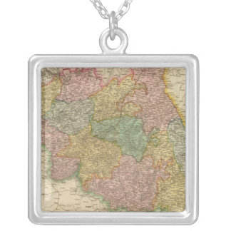 Belgium Silver Plated Necklace