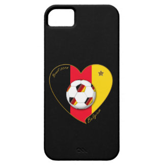 """BELGIUM"" Soccer 2014 and Belgian Football Team Case For The iPhone 5"