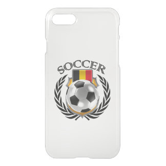 Belgium Soccer 2016 Fan Gear iPhone 7 Case