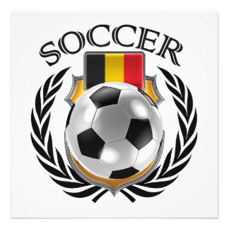 Belgium Soccer 2016 Fan Gear Photo