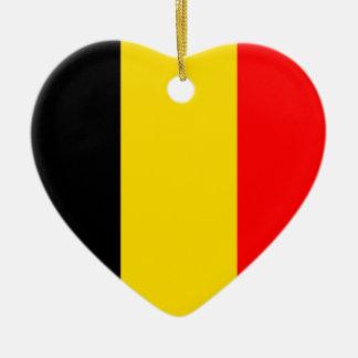 Belgium State Belgium Ornaments