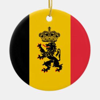 Belgium State Flag Ornament