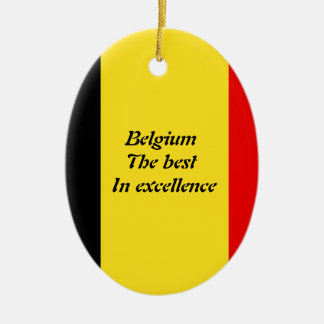 Belgium the best christmas ornament