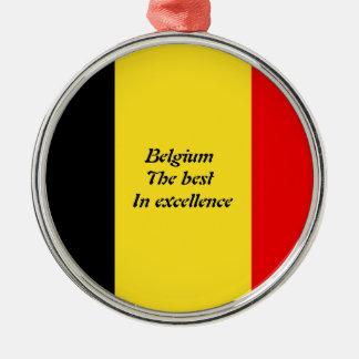 Belgium the best christmas tree ornaments