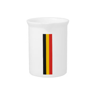 Belgium - The Flag Series Pitcher