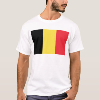 Belgium World Flag T-Shirt