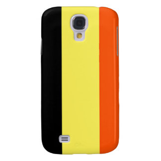 BelgiumFlag Galaxy S4 Case