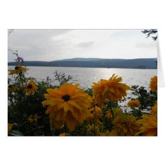 Belgrade Lakes Card