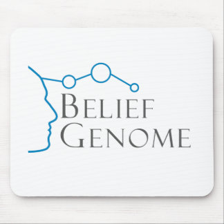Belief Genome Swag Mousepads