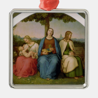Belief, Hope and Love, 1819 Christmas Ornament