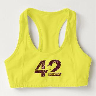 Believe 42 sport sports bra