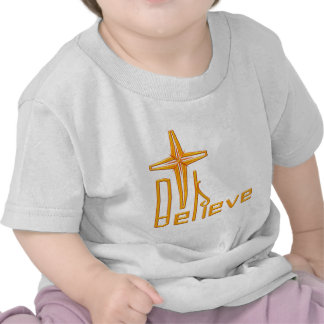 Believe Christian T-shirts