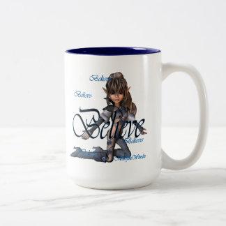 Believe Elf Coffee Mug