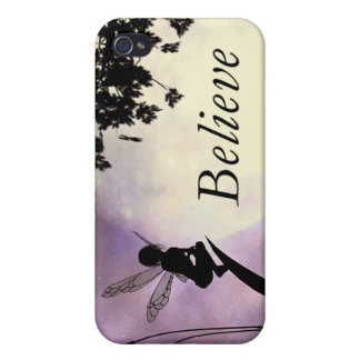 Believe fairy Case for iPhone 4/4S iPhone 4 Case