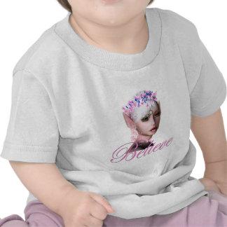 Believe Fairy Elf 1 Tee Shirts