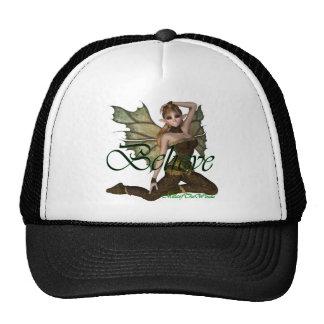 Believe Fairy Elf 2 Trucker Hat