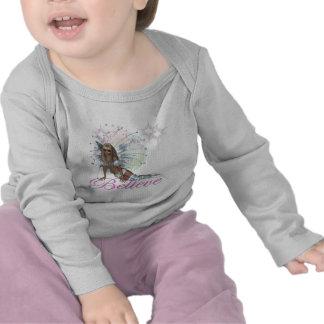 Believe - Fairy Moon T Shirt