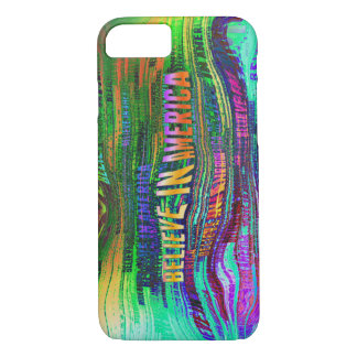 Believe In America iPhone 7 Case