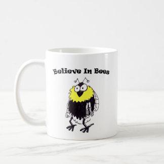 Believe In Bees Mug