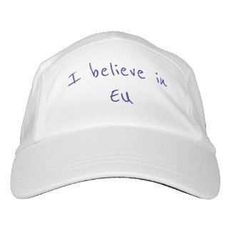 Believe in EU hat