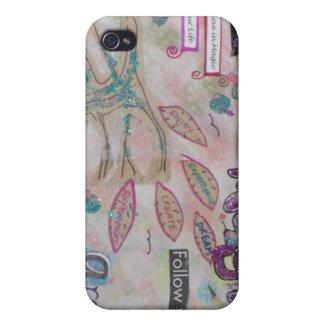 Believe in Magic iphone case iPhone 4 Cover