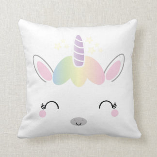 believe in MAGIC UNICORN pillow cushion gift 1