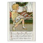 Believe in Santa Claus VIntage Card