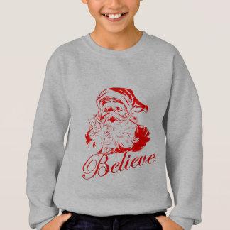 Believe in Santa Sweatshirt
