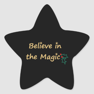 Believe in the Magic Sticker by RoseWrites