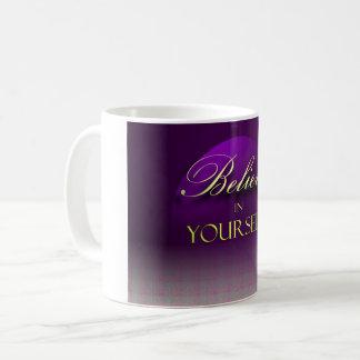 Believe In Your Heart Coffee Mug