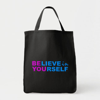 Believe In Yourself bag