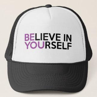 Believe in Yourself - Be You Trucker Hat