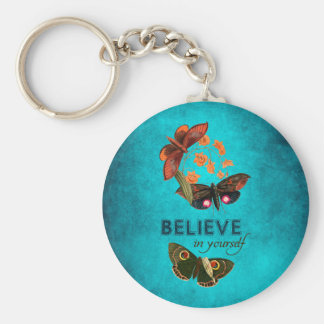 Believe In Yourself Key Ring