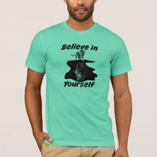 Believe in yourself -Kitten Tiger shirt