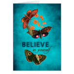 Believe In Yourself Note Card