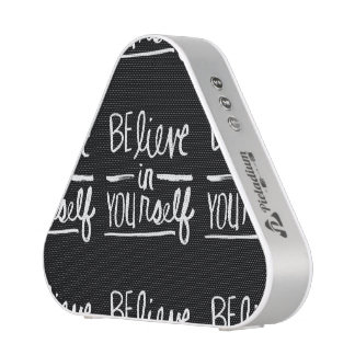 Believe In Yourself | White Brush Script style