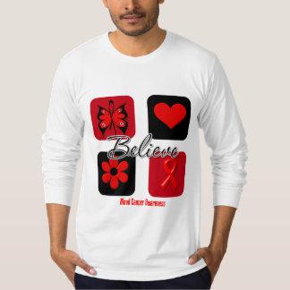 Believe Inspirations Blood Cancer Shirt