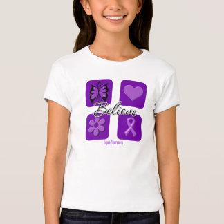 Believe Inspirations Lupus Awareness T-Shirt