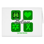 Believe Inspirations Lyme Disease Greeting Card