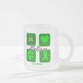Believe Inspirations Lymphoma Mug