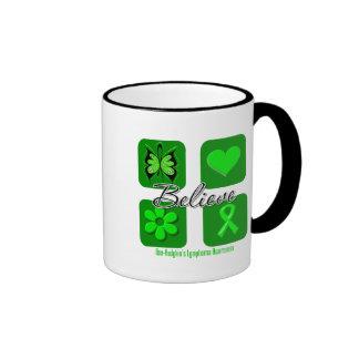 Believe Inspirations Non-Hodgkin's Lymphoma Coffee Mug